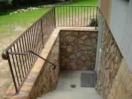 walkout basement entrance basement ideas
