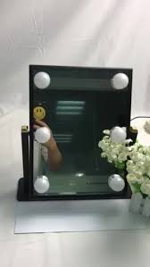buy makeup mirror with lights cheap desktop lighted standing touch screen infinity make up