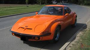 opel orange opel gt conrero style twin 40