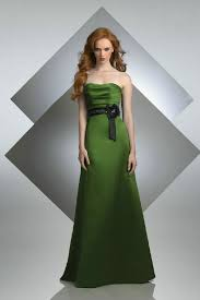 buy green bridesmaid dresses from online bridal shop tesbuy com