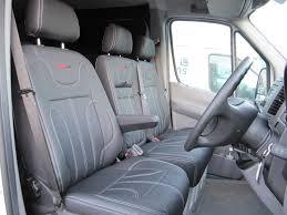volkswagen crafter 2017 interior vw crafter 3 seater bespoke design seat surgeons