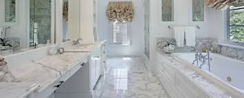 bathroom simple marble countertops in bathroom decorating ideas