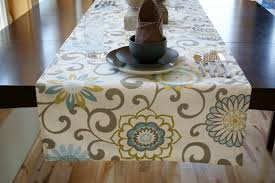24 wide table runners wide table runners regarding decor 19 privet host