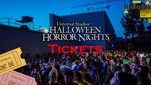halloween horror nights hollywood map halloween horror nights tickets which one should you buy youtube