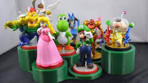 Flag Display Case Plans 10 Awesome Amiibo Stands U0026 Display Cases To 3d Print All3dp