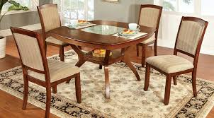 new products sa furniture san antonio furniture of texas cm3026t 5pc dining set