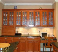 design for modern kitchen captivating glass designs for kitchen cabinets 45 for modern