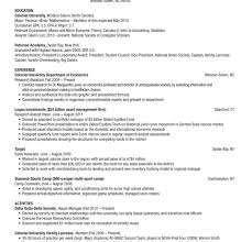 Resume For College Interview Download What Should Be Included In A Resume