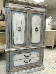 Armoires For Hanging Clothes 56 Best My Shabby Chic Armoires Images On Pinterest You Think