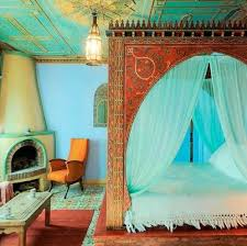 Moroccan Inspired Decor by Moroccan Style Bedroom With Design Inspiration 55202 Fujizaki
