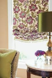 raffrollo design tolles muster raffrollo wohnzimmer dekoration decoration ideas