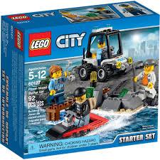 lego city prison island starter 60127 toys