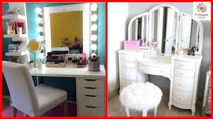 Dressing Table Idea Amazing Makeup U0026 Dressing Table Ideas For Girls Youtube