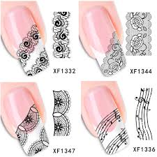 online get cheap nail lace stickers aliexpress com alibaba group