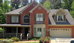 exterior house colors with brick brick house exterior color