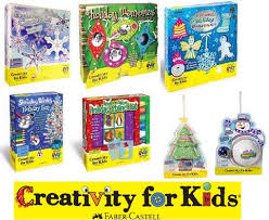 kid craft kits family crafting kits from creativity for kids faber