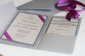 purple and silver wedding invitations 133 best wedding invitations images on invitation