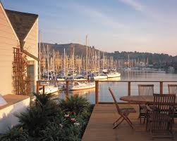 san francisco wire mesh deck beach style with patio furniture teak