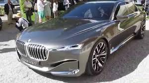 bmw future luxury concept live bmw vision future luxury driving concorso d eleganza 2014