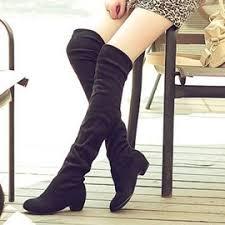 womens knee high boots cheap knee high boots womens knee high boots sale ericdress com