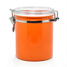 orange kitchen canisters kitchen astounding modern kitchen canister sets modern glass