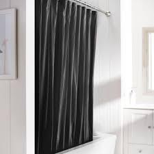 Croscill Yosemite Shower Curtain by Enchanting Black Vinyl Shower Curtain Liner Photos Best