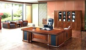 high quality office table high end office desks high end office desk executive solid wood u