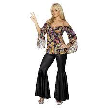 Hippie Halloween Costumes Adults Women U0027s Hippie Costume Large Target