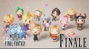 let u0027s play world of final fantasy finale it u0027s finally the end