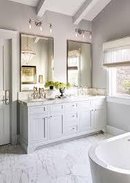 bathroom vanity mirrors with custom mirror frame contemporary