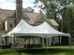 backyard tent rental ii 65pp tent table party package egpres