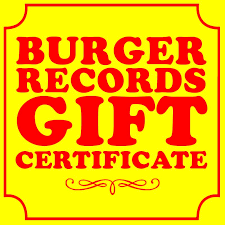 gift card online burger records online store gift card burger records