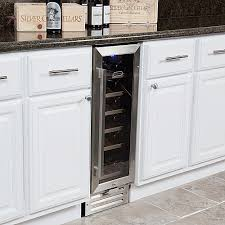 tall wine cooler cabinet best home furniture decoration