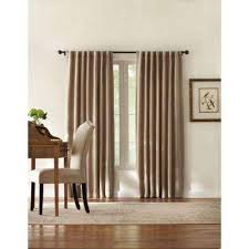 Half Height Curtains Curtains U0026 Drapes Window Treatments The Home Depot