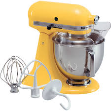 Kitchenaid Mixer Artisan by Kitchenaid Ksm150psbf Artisan Series Buttercup 5 Qt Stand