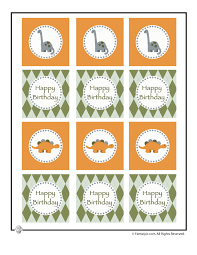 21 dinosaur themed printables fantastic birthday party