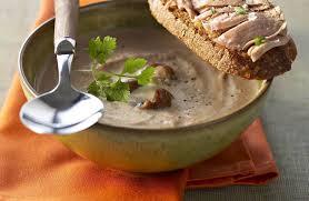 cuisiner jarret de porc jarret de porc en soupe de potiron à la crème recettes de cuisine