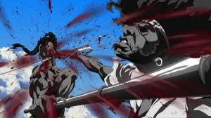 afro samurai anime review afro samurai resurrection dmnskinner