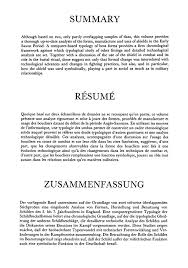 Sample Of Resume Summary by Resume Template With Skills Section