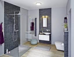 badezimmer mit dusche ideen schönes badezimmer steinwand steinwand bad dusche