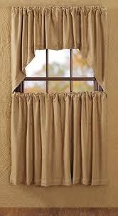 Primitive Swag Curtains Burlap Swag Curtains Primitive Quilt Shop