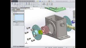 creating an exploded view using solidworks 2015 youtube