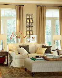 Brown And Cream Interior Color Schemes - Cream color living room