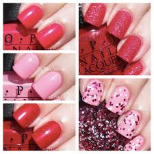 the polishaholic opi couture de minnie collection swatches u0026 review