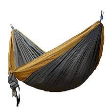 winner outfitters double camping hammock lightweight nylon