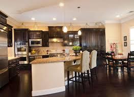 Light Wood Kitchen Cabinets - dark kitchen cabinets with light wood floors gurus floor