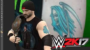 how to put your tattoos in wwe 2k17 u2013 lord kayoss official