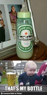 Drunk Baby Meme - thats my bottle drunk baby meme w630