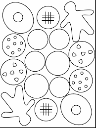 superb cookie monster christmas coloring pages with cookie