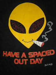 Stoned Alien Meme - weed memes 420 singles